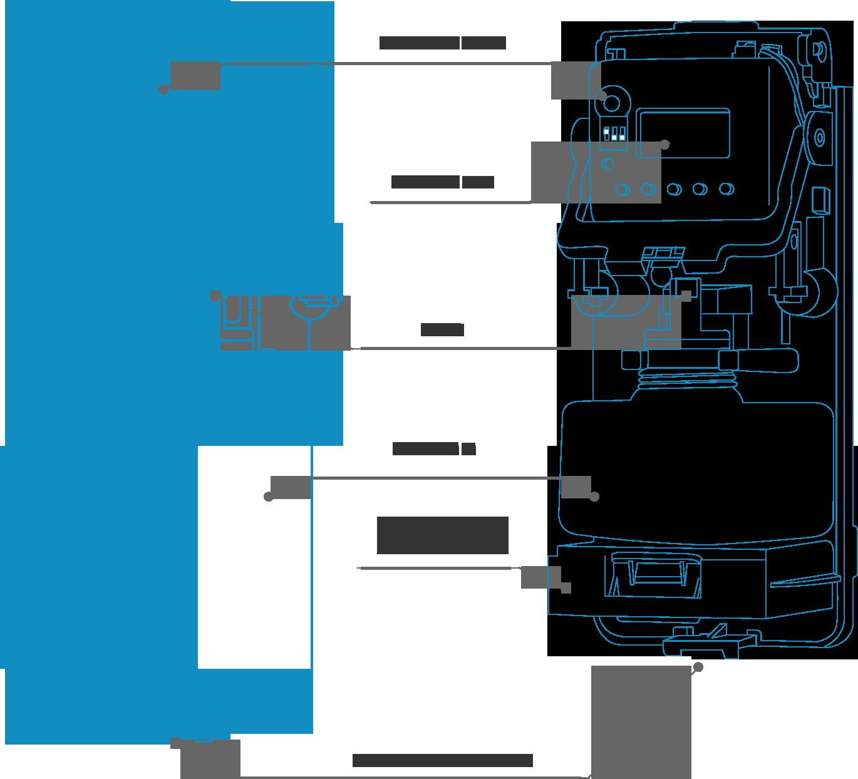 sourcing map 10uds R/ápida Conexi/ón Agua Purificador Tubo Montajes Empuje Conector Agua Filtro Montajes para RO Inversa /Ósmosis Sistema Codo,1//8BSP macho-3//8Tubo OD,1pcs
